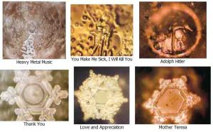 su kristalleri